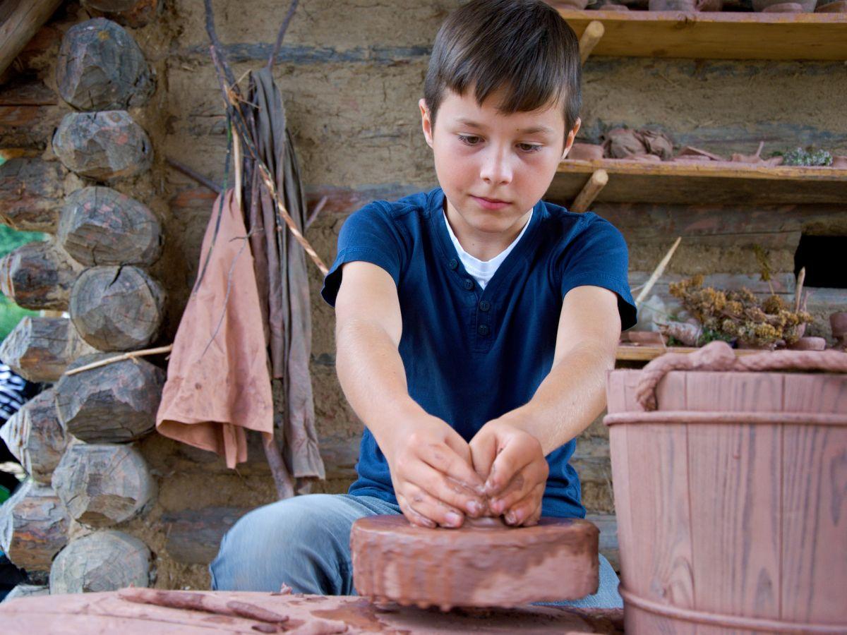 Keramika ve stylu našich předků